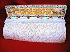 """Mary Engelbreit Box with 4 Scented Sheets of Drawer Liner Papers16 1/2""""x 22""""ea."""