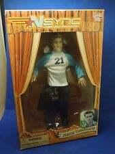 'N Sync Justin Timberlake Collectible Marionette No Strings Attached Living Toyz