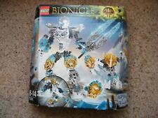 NEW Lego Bionicle 71311  Kopaka and Melum Unity/Uniter of Ice Sealed Box Set