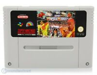 Nintendo SNES Spiel - WWF: Super Wrestlemania Modul