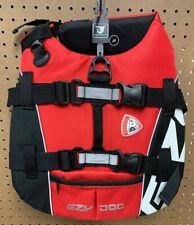 Ezydog Dog Life Jacket Flotation Decice Red Size Medium