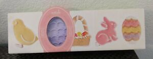 Williams Sonoma Kids Easter Stamped Cookie Cutters Set of 4 Chick Bunny Basket
