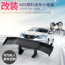 New Universal Car Tail Wing GT Carbon Cheap Spoiler Mini Auto Fiber Decoration