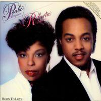 Peabo Bryson & Roberta Flack - Born To Love (Vinyl LP - 1983 - US - Original)