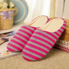 Women & Men Home Anti-slip Shoes Soft Winter Warm Sandal House Indoor Slippers