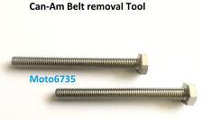 Can Am Belt Removal Tool - COMMANDER OUTLANDER RENEGADE MAVERICK ATV Quantity 2