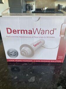 Derma Wand Used