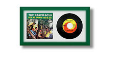 """Hobby Frames 45 rpm (7"""") Record Vinyl & Cover Display Frame, COLORS"""