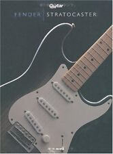 Japanese GUITAR BOOK  FENDER STRATOCASTER  BOOK 2004 JAPAN SUPER RARE