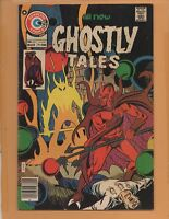 Ghostly Tales #120 March 1976 Charlton FN/VF