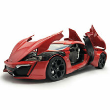Fast & Furious 7 Lykan Hypersport 1/18 Model Car Diecast Toy Collection Gift