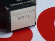 1x original BOSCH WR56 SUPER 4 Zündkerze Multielektrode NEU OVP NOS spark plug