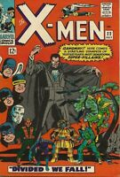 X-MEN 22    Count Nefaria Appearance    8.0 (VF)   Free Shipping