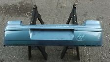 VW POLO 2001-2009 REAR BUMPER MK6 in BLUE VW POLO 2001-2009 REAR BUMPER MK6 in B