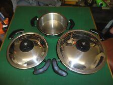 three amc pans