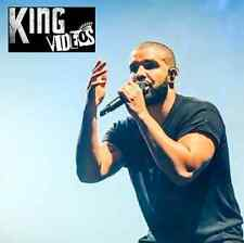 New DRAKE Complete Music Video Collection DVD Ft Meek Mill, Kanye W, Lil Wayne