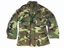 US Army Field Jacket M-65 Small Regular Camouflage