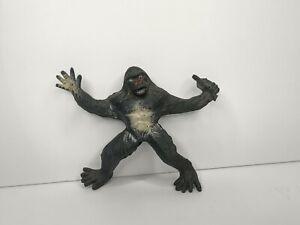 Vintage Rubber King Kong Plane Gorilla Jiggler Animal Hong Kong
