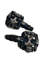 Bontrager RE-1 SPD Mountain Bike Pedals Black