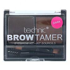 technic Brow Tamer Eyebrow Kit Medium Dark 1xEyebrow Powder1xEyebrow Wax 2xBrush