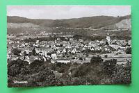 AK Winnenden 1950er Ortsansicht Häuser Gebäude Kirche Umgebung Felder uvm W2