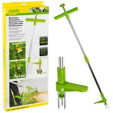 Kinzo Weed Plant Remover Puller Twister Weeder Manual Weeding Gardening Tool