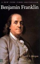 Benjamin Franklin, by Edmund Morgan Paperback