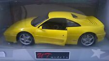 UT MODELS 1:18 AUTO DIE CAST IN METALLO FERRARI F355 COUPE 1994 GIALLA  074021