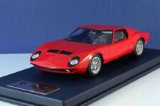 Véhicules miniatures rouge Look Smart pour Lamborghini