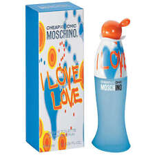 Moschino Cheap and Chic I Love Love 100ml EDT Spray BNIB Sealed RRP £62 Freepost