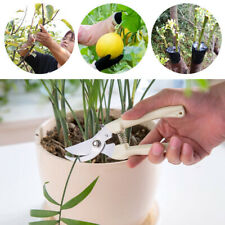 Plant Trimmer Scissors Cutting Bypass Pruning Shears Garden Hand Pruners Tools