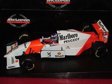 1:18 Raro Mika obligaba McLaren MP4/9 con Malboro calcomanías Minichamps #530941807