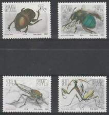 South-West Africa postfris 1987 MNH 605-608 - Insekten / Insects