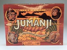 Jumanji Board Game for Those Who Seek to Find a Way to Leave Their World. E1