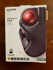 Elecom Huge Trackball Wireless Mouse (M-HT1DRBK) - JAPAN