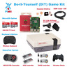 New Raspberry Pi 3 B+ (B plus) GAME Kit Retroflag NESPi Case+ Safe Shutdown Lot