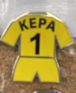 Kepa Chelsea Pin Badge