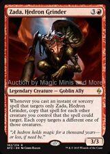 Mtg ZADA, HEDRON GRINDER Battle for Zendikar rare  Magic the Gathering card