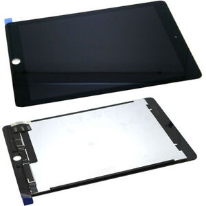"""NEW iPAD PRO 9.7"""" 1ST GEN BLACK TOUCH SCREEN ASSEMBLY LCD & DIGITISER FOR A1674"""