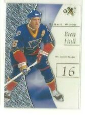 2012-13 Fleer Retro E-X 2001 #16 Brett Hull (ref 61418)
