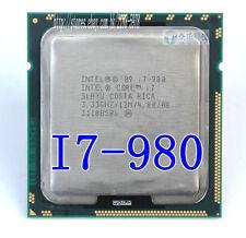 Livraison gratuite Intel Core I7-980 SLBYU 3.33 ghz/12M/4.80 lga 1366 processeur