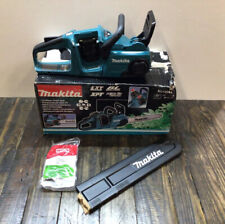 Makita 36V Cordless Chain Saw (Tool Only) - Open Box (Read)