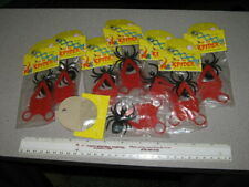 SPIDER 1970s scary creepy famous monsters MIP Halloween (1 item) gumball machine