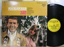 Country Lp Buck Owens If You Ain'T Lovin' On Hilltop/Pickwick