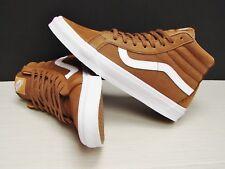 Vans SK8 Hi Reissue Premium Leather Dachshund VN0A2XSBMXG Men's Size: 8.5
