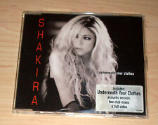 CD Maxi-Single - Shakira - Underneath Your Clothes