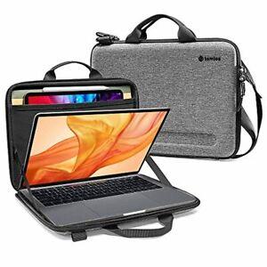 Hardshell Shoulder Laptop Sleeve Case for 13-inch New MacBook Air Organizer Bag