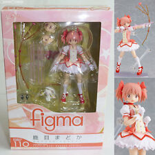 [USED] figma Madoka Kaname Puella Magi Madoka Magica Figure Max Factory Japan