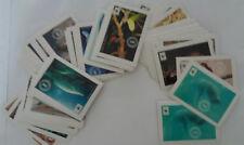 Edeka Sammelbilder Mit 180 Stickern um die Welt bzw. Natur