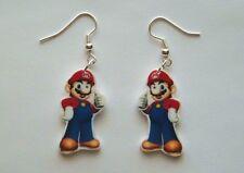 New Super Mario Bros. Mario  Nintendo Earrings